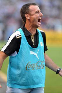 El argentino Danilo Tosello renunció como entrenador del Olimpia hondure...