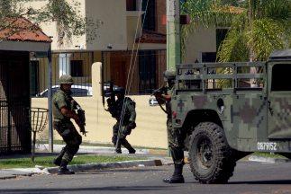 El Cártel Jalisco Nueva Generación fue causante de varias horas de viole...