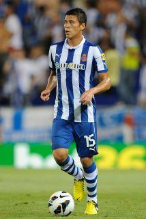 Moreno se ha ganado el deseo de muchos clubes, pero el Espanyol espera p...