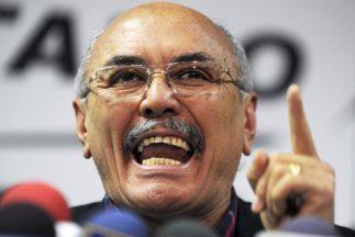 Ismael García, diputado opositor en Venezuea.