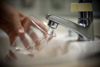 El Buró del Agua dijo a los periodistas que una planta de tratamiento de...
