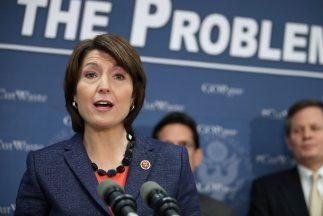 La congresista republicana por Washington Cathy McMorris Rodgers.