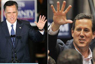 La carrera por la nominación presidencial republicana se centra en dos c...