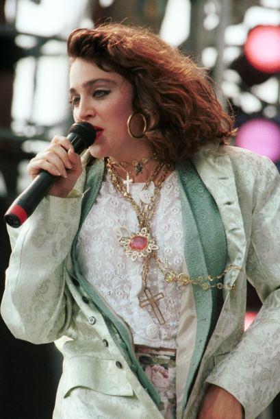 El 27 de julio de 1983, Madonna lanzó su primer disco. Desde entonces su...
