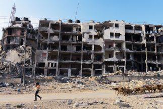 La actual crisis en Gaza ha dejado hasta ahora un saldo de 2,000 persona...