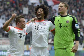 Los bávaros consiguieron su vigésimo tercer título ante Eintracht Frankf...