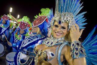 El carnaval de Brasil entró en su último día en Brasil con la atención p...