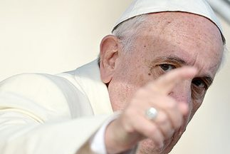 El Papa Francisco.