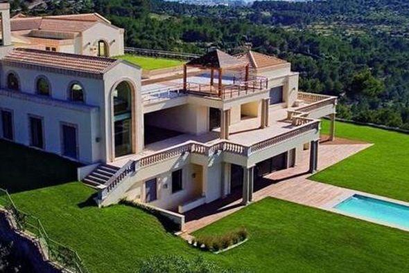 Las mansiones m s caras del mundo en el 2014 univision for Las casas mas grandes y lujosas del mundo