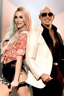 Pitbull y Kesha están nominados este año en Premios Juventud 2014. Si qu...