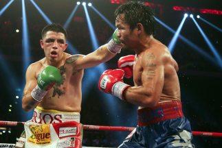 Brandon Ríos dio positivo después de la pelea contra Manny Pacquiao