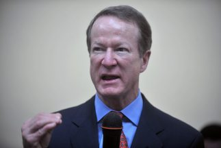 William Brownfield, secretario adjunto antinarcóticos de Estados Unidos,...