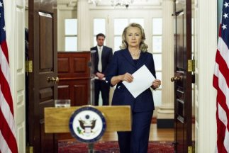 """Hillary Clinton señaló que """"los líderes gubernamentales, los líderes de..."""