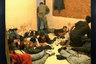 Cifras record de inmigrantes rescatados