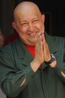 El presidente de Venezuela, Hugo Chávez, informó que los análisis a los...