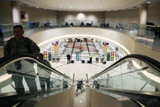 El aeropuerto Hartsfield-Jackson de Atlanta.