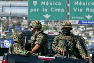 Las autoridades mexicanas capturaron a José María Chávez, presunto líder...