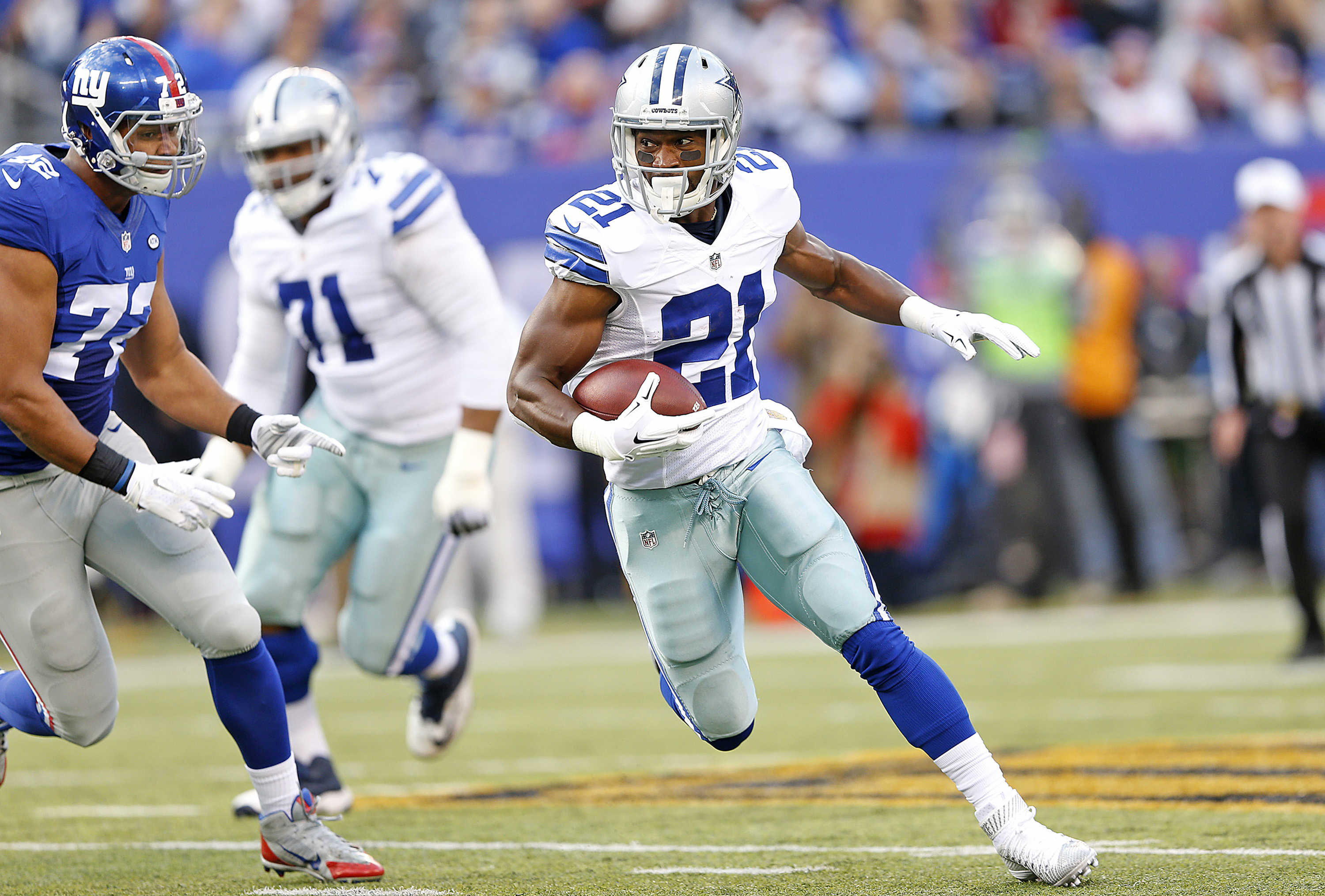 randle personals Cowboys running back joseph randle is facing discipline for violating the nfl's personal conduct policy last february, according to multiple league sources.