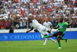 Marathón empató a un gol con el Motagua y asumió el primer lugar del tor...