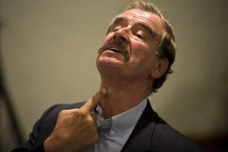 El ex presidente mexicano Vicente Fox.