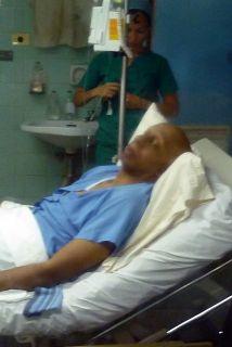 El disidente cubano Guillermo Fariñas está reportado como delicado luego...
