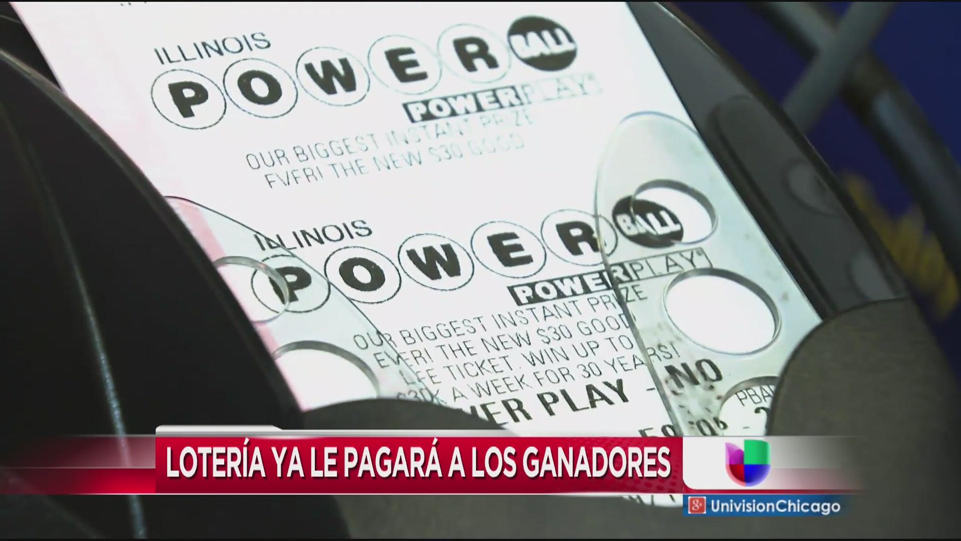Anuncian que ya hay fondos para pagar a los ganadores de la lotería