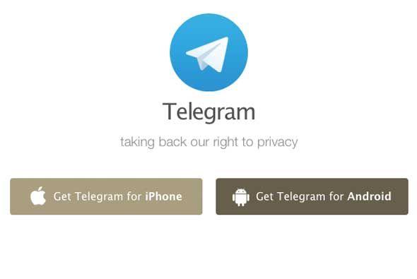 Telegram gana terreno como uno de los principales competidores de WhatsApp