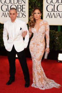 Famosos en los Golden Globes 2013