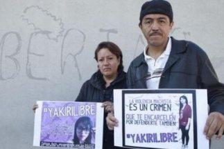 La familia de Yakiri ha lanzado una campaña en redes sociales para que e...