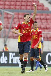 Unión Española sigue encabezando el torneo de Transición del fútbol chil...