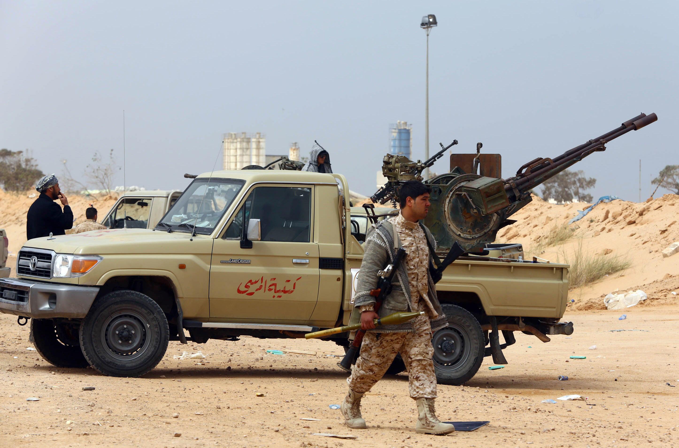 Libia Getty