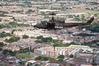 Vigilancia en el cielo de Colombia.