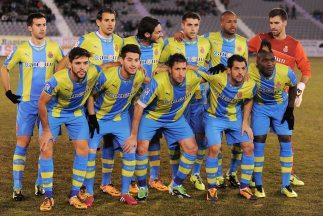 Los 'Periquitos' solventaron la eliminatoria ante el Jaén.