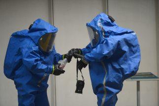 El artefacto fue encontrado por personal de la Fuerza Aérea Brasileña d...
