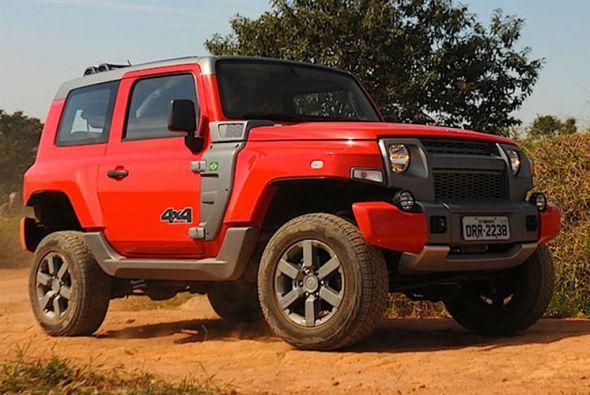 El proyecto brasilesño Troller podría ser la nueva Bronco.