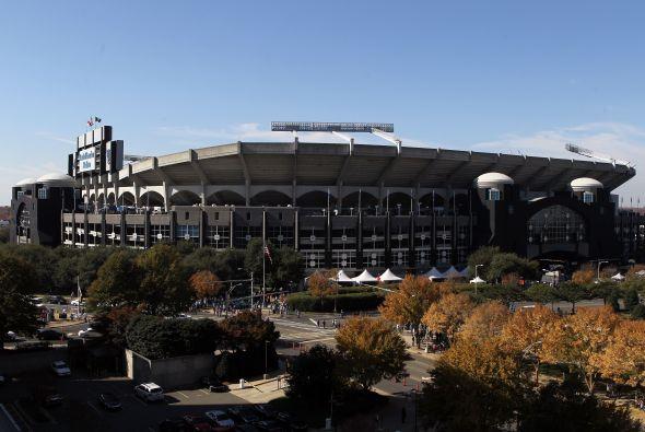 La casa de los Carolina Panthers.