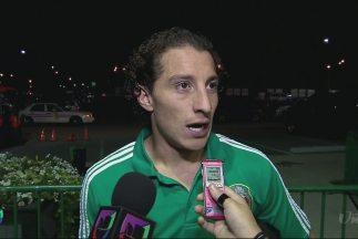 Andrés Guardado: 'No fuimos capaces'