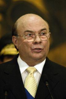El ex presidente dominicano Hipólito Mejía, un ingeniero agrónomo de 71...