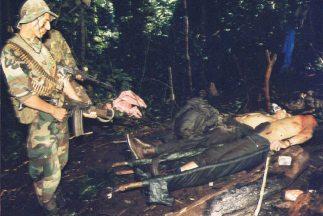 Militar guatemalteco ser juzgado por masacre durante guerra civil univision for Juzgado togado militar