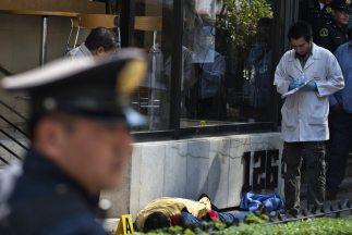 Un hombre fue muerto en un inusual ataque a tiros a plena luz del día en...
