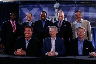La cobertura de CBS en el Super Bowl recibió muchas críticas.