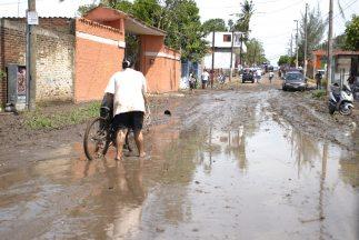 José Cardel, Veracruz, fue el municipio más afectado por el paso del hur...