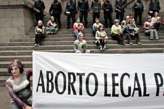 13 organismos de mujeres se manifestaron