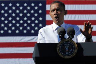 Barack Obama dijo que actuará con fuerza contra los secuestradores, esto...