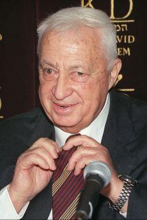 El exprimer ministro israelí, Ariel Sharon.