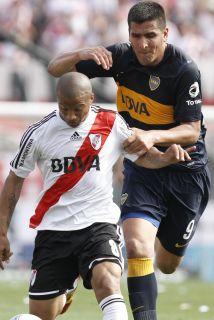 Boca Juniors y los penales derrotaron a River Plate en un partido abúlic...