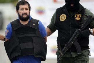 Venezuela extraditó a Colombia al narcotraficante Daniel 'El Loco Barrera'.