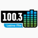 Logo Phoenix Arizona Latino Mix 100.3