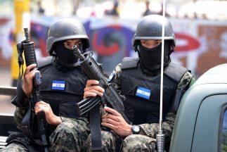 Desde noviembre de 2011, la Policía hondureña está en proceso de depurac...