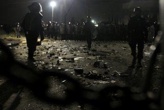 Las autoridades mexicanas realizaron operativos dentro de cárceles mexic...